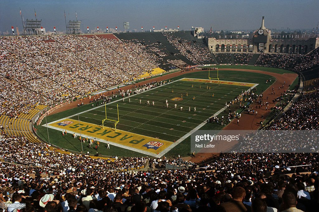 15 jan 1967 first ever super bowl is played getty images. Black Bedroom Furniture Sets. Home Design Ideas