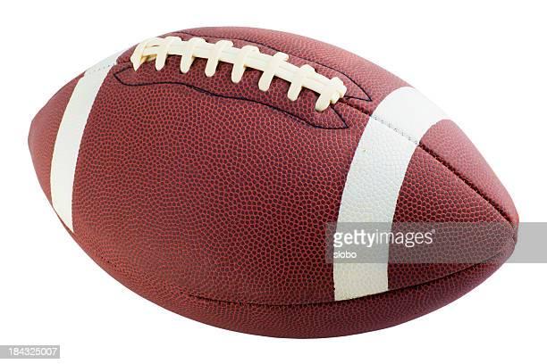 フットボールにパス