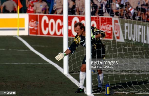 Football World Cup 1994 Brazil v Sweden Claudio Taffarel