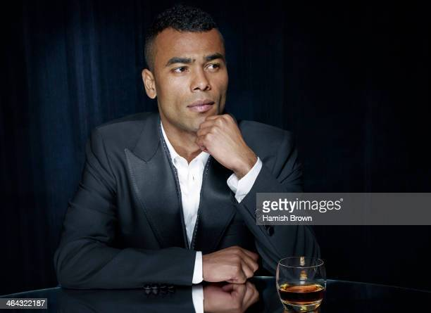 Footballer Ashley Cole is photographed for Men's Health on October 25 2012 in London England