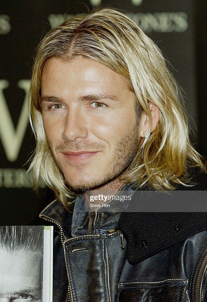 david beckham my side A scamper, a weave, a ghostly feint, and david beckham has it all before  and  what he does says tends to be on the dull side - although he is.