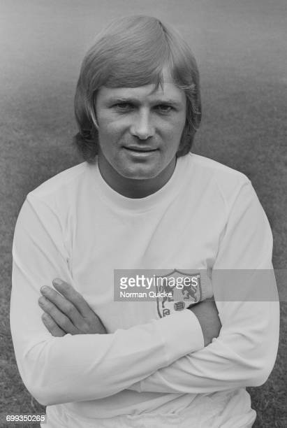 Footballer Derek Possee of Millwall FC UK 19th July 1971