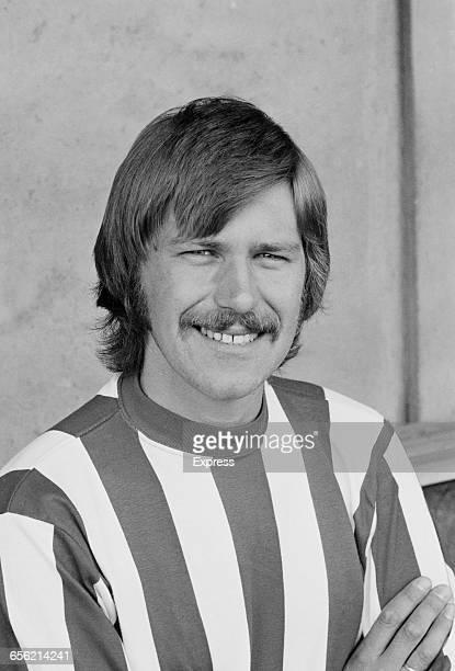 Footballer Fred Binney of Exeter City FC UK 18th August 1971