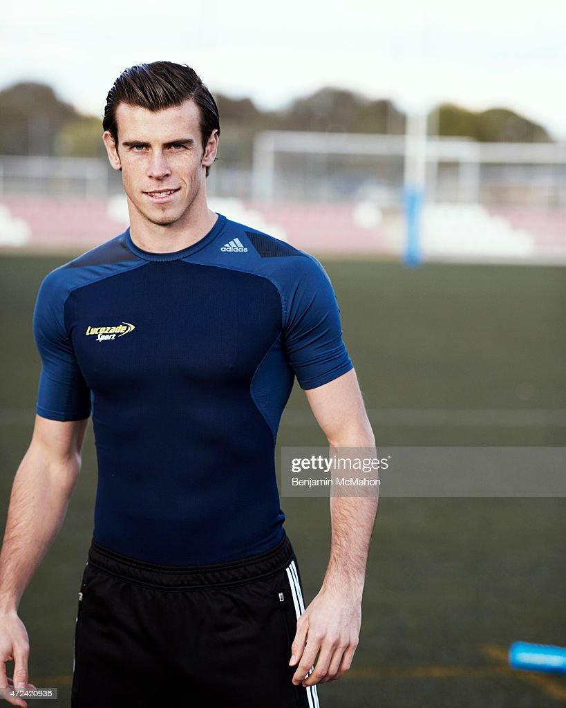 Footballer <a gi-track='captionPersonalityLinkClicked' href=/galleries/search?phrase=Gareth+Bale&family=editorial&specificpeople=609290 ng-click='$event.stopPropagation()'>Gareth Bale</a> is photographed for the Telegraph on November 5, 2014 in London, England.