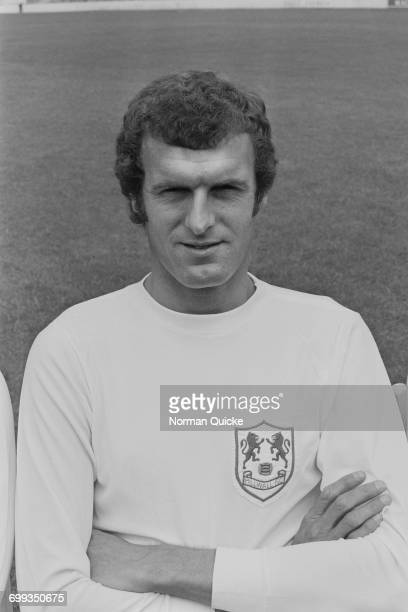 Footballer Gordon Bolland of Millwall FC UK 19th July 1971