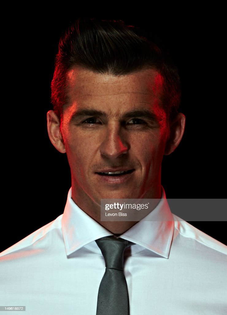 Footballer <a gi-track='captionPersonalityLinkClicked' href=/galleries/search?phrase=Joey+Barton&family=editorial&specificpeople=211284 ng-click='$event.stopPropagation()'>Joey Barton</a> is photographed for the Observer on March 29, 2012 in London, England.