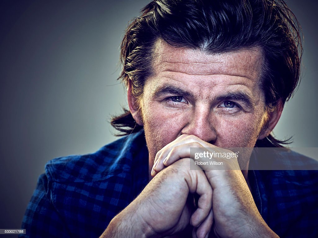 Footballer <a gi-track='captionPersonalityLinkClicked' href=/galleries/search?phrase=Joey+Barton&family=editorial&specificpeople=211284 ng-click='$event.stopPropagation()'>Joey Barton</a> is photographed for the Times on July 23, 2015 in London, England.