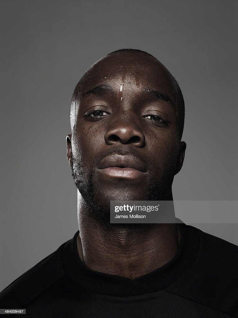 Lassana Diarra, Portrait shoot, April 2, 2010