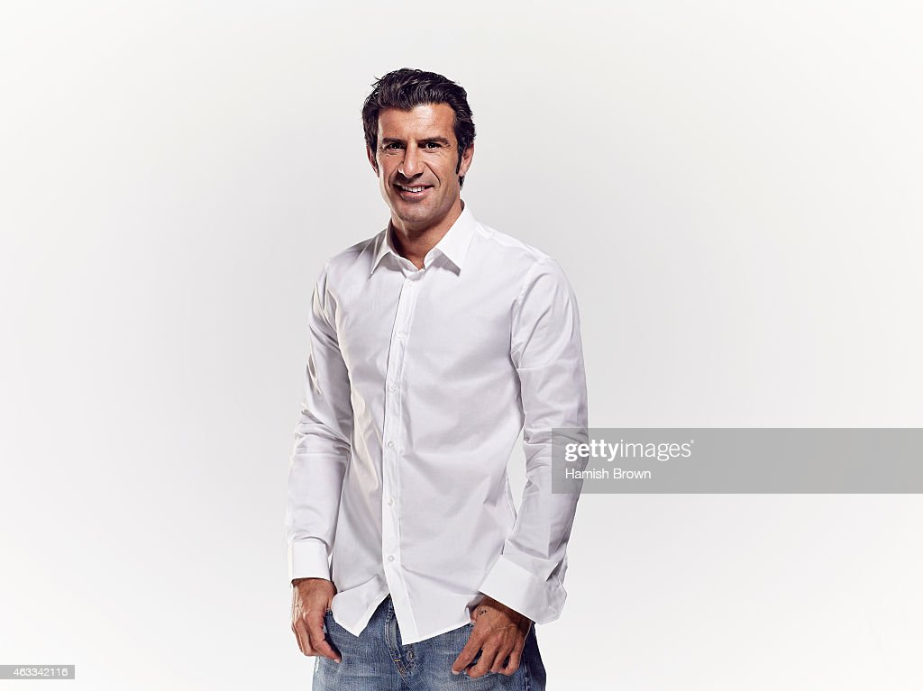 Footballer <a gi-track='captionPersonalityLinkClicked' href=/galleries/search?phrase=Luis+Figo&family=editorial&specificpeople=201507 ng-click='$event.stopPropagation()'>Luis Figo</a> is photographed on September 1, 2010 in London, England.