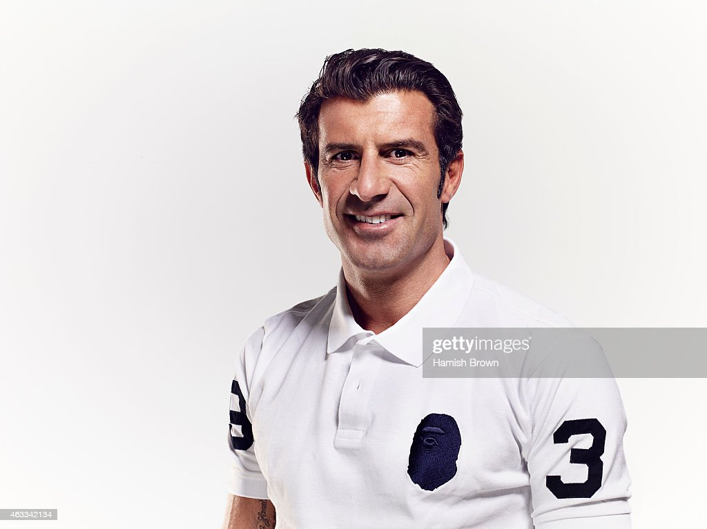 Luis Figo, Self assignment, September 1, 2010