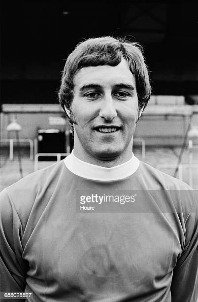 Footballer Stuart Taylor of Bristol Rovers l FC UK 12th August 1971
