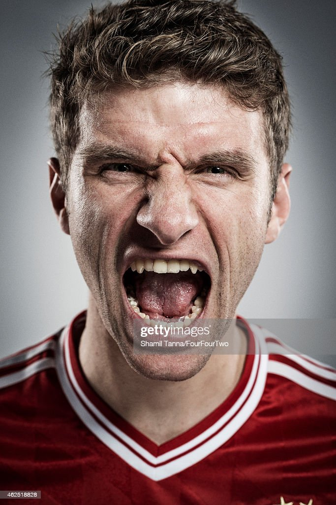 Thomas Muller, FourFourTwo UK, February 1, 2014