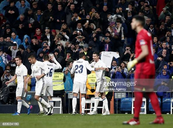 Real Madrid CF vs Real Sociedad: La Liga : News Photo