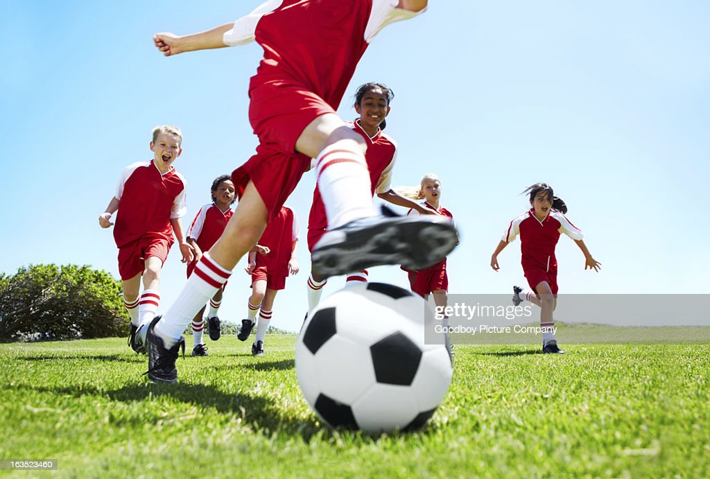 Footwork : Stock Photo