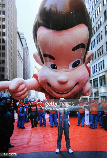 For 20 years Matt Hannifin of Fort Collins has been piloting one of the giant balloons in the Macy's Thankgiving Day Parade in New York City This is...