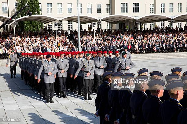 For 71 anniversary of the assassination of the resistance fighters on 20 July 1944 is laid down on the parade ground of the Federal Ministry of...