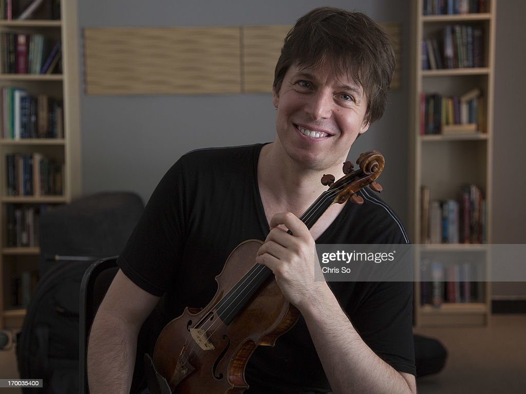 For a dozen years renown concert violinists Joshua Bell has owned his pride and joy, a Stradivarius violin which is turning 300 years old this year. Despite it's age, it is hardly babied. Bell plays this instrument exclusively. Bell has paid close to $4 million for the Gibson-Huberman Stradivarius as it is now known. You can hear the remarkable instrument and player Joshua Bell, along with the Toronto Symphony in Concerto for Violin and Double Bass written and performed by Edgar Meyer.