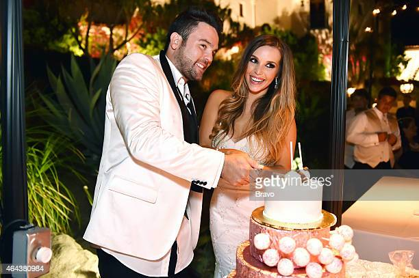 RULES 'For Better or Worse' Episode 315 Pictured Michael Shay Scheana Marie