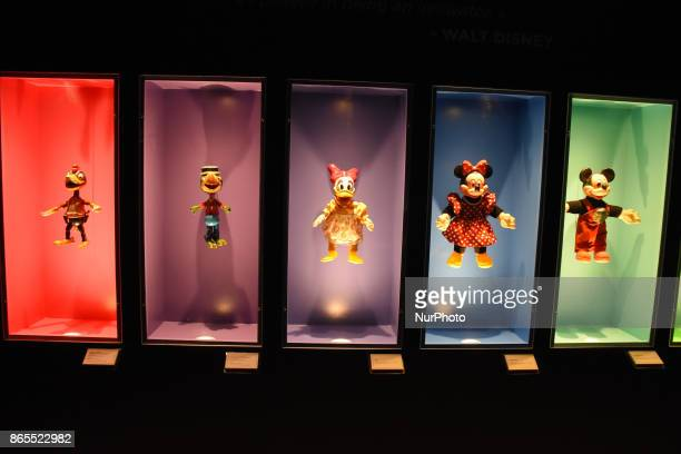 For first time in Mexico is show the exhibition 'Mexico and Walt Disney A Magical Encounter' exhibits pieces and unique works The exhibition shows...