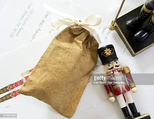 For holiday entertaining try a Nutcracker theme serving with ornaments relating to the ballet