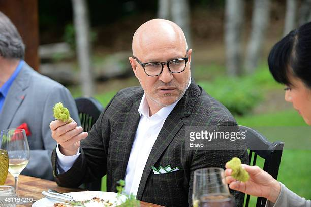 TOP CHEF 'For Julia Jacques' Episode 1210 Pictured Tom Colicchio
