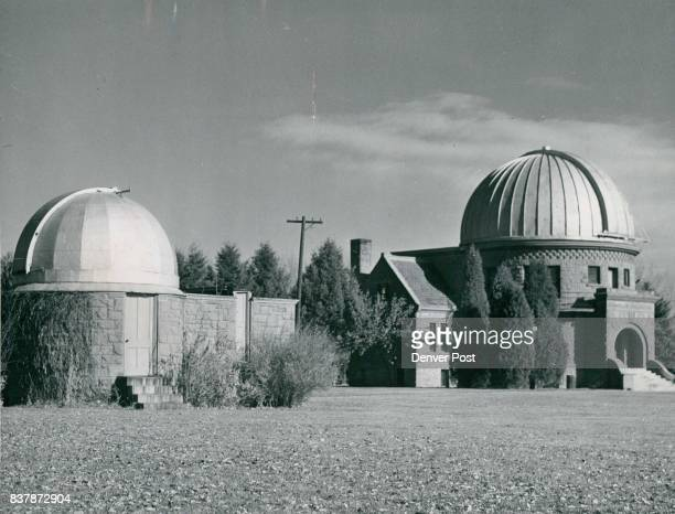 For mankind the heavens have always held the mystery of both astronomy and religion The Chamberlin Observatory shown here at the University of Denver...