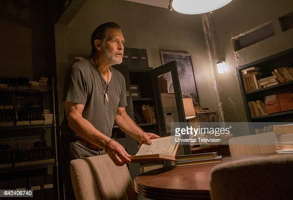 THE PATH 'For Our Safety' Episode 206 Pictured James Remar as Kodiak