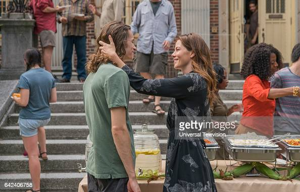 THE PATH 'For Our Safety' Episode 206 Pictured Kyle Allen as Hawk Lane Michelle Monaghan as Sarah Lane