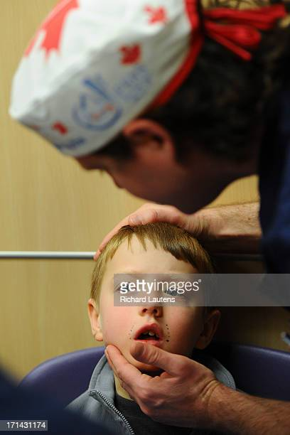 For Sick Kids Special Section Surgeon Dr Gregory Borschel takes a look before going into surgery We followed Joshua Storey in last year's section as...