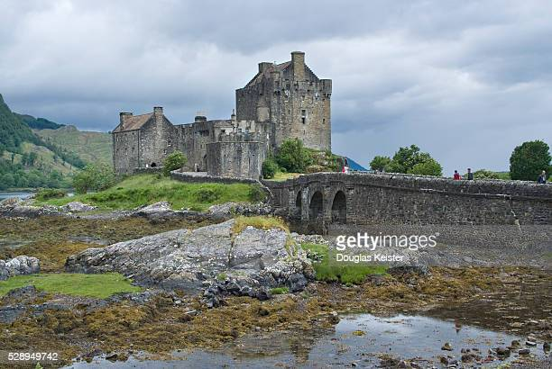 For the best part of 200 years the stark ruins of Eilean Donan lay neglected abandoned and open to the elements until Lt Colonel John MacraeGilstrap...