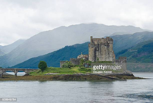 For the best part of 200 years the stark ruins of Eilean Donan lay neglected abandoned and open to the elements until Lieutenant Colonel John...