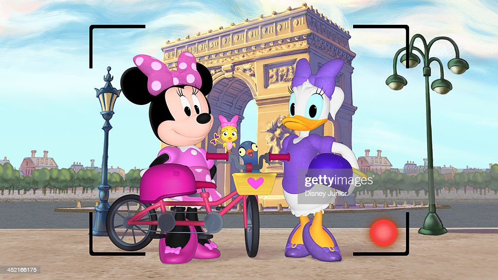 disney junior 39 s minnie 39 s bow toons season two getty images. Black Bedroom Furniture Sets. Home Design Ideas
