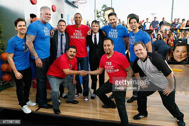 NIGHT For the eighth consecutive year in conjunction with the NBA Finals ABC presents 'Jimmy Kimmel Live Game Night' These special edition primetime...