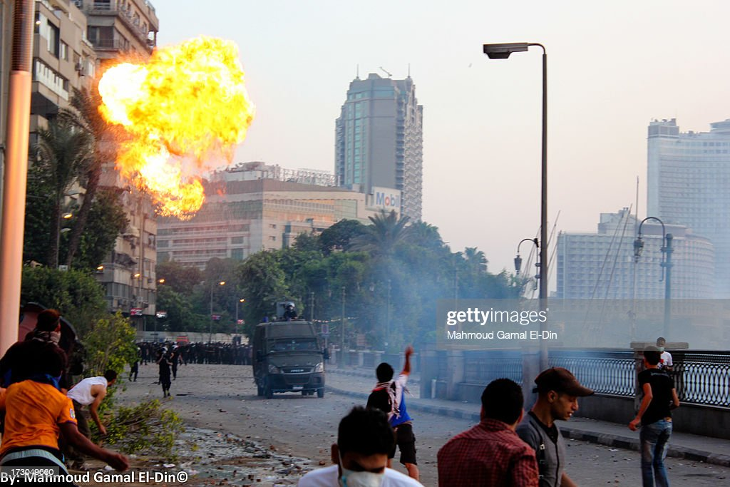 CONTENT] For the fourth day demonstrations continue in the vicinity of the US Embassy in Cairo stirred by a movie mocking Islam and Prophet Muhammad...