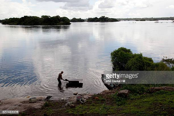 For the indigenous communities the river is a way of life and something their whole existence stems from washing fishing cooking transport without...