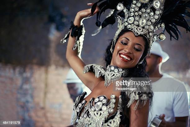 For the joy of samba