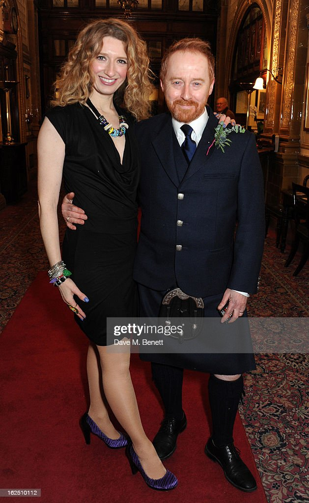 Forbes Masson attends the 'Macbeth' after party at One Whitehall Place on February 22, 2013 in London, England.