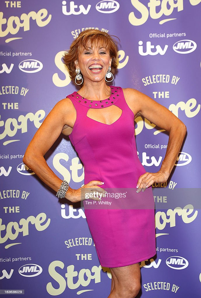 Forbes Riley attends a photocall to launch new shopping channel 'The Store' at BAFTA on October 8, 2013 in London, England.