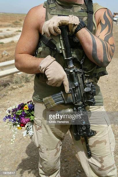 Force Recon Marines North Of Naseriya