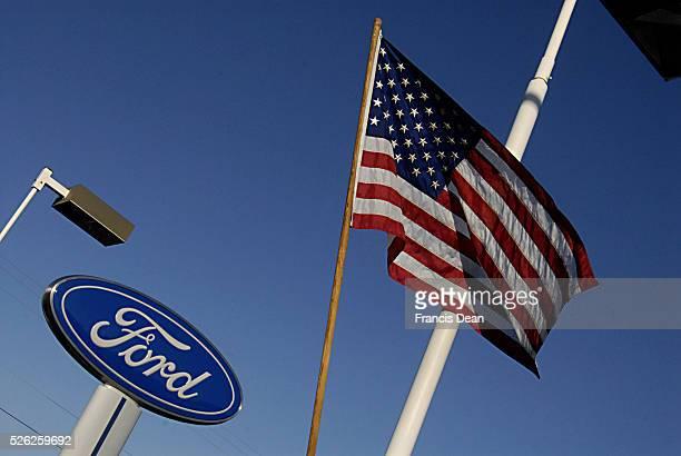 Ford car dealer on 21 avenue 21 Dec 2011