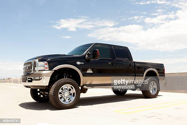 Ford F250 King Ranch Edition.