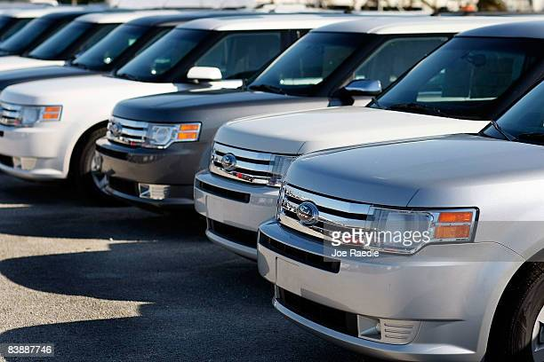 Dixie Auto Sales >> Ford Flex Stock Photos and Pictures | Getty Images