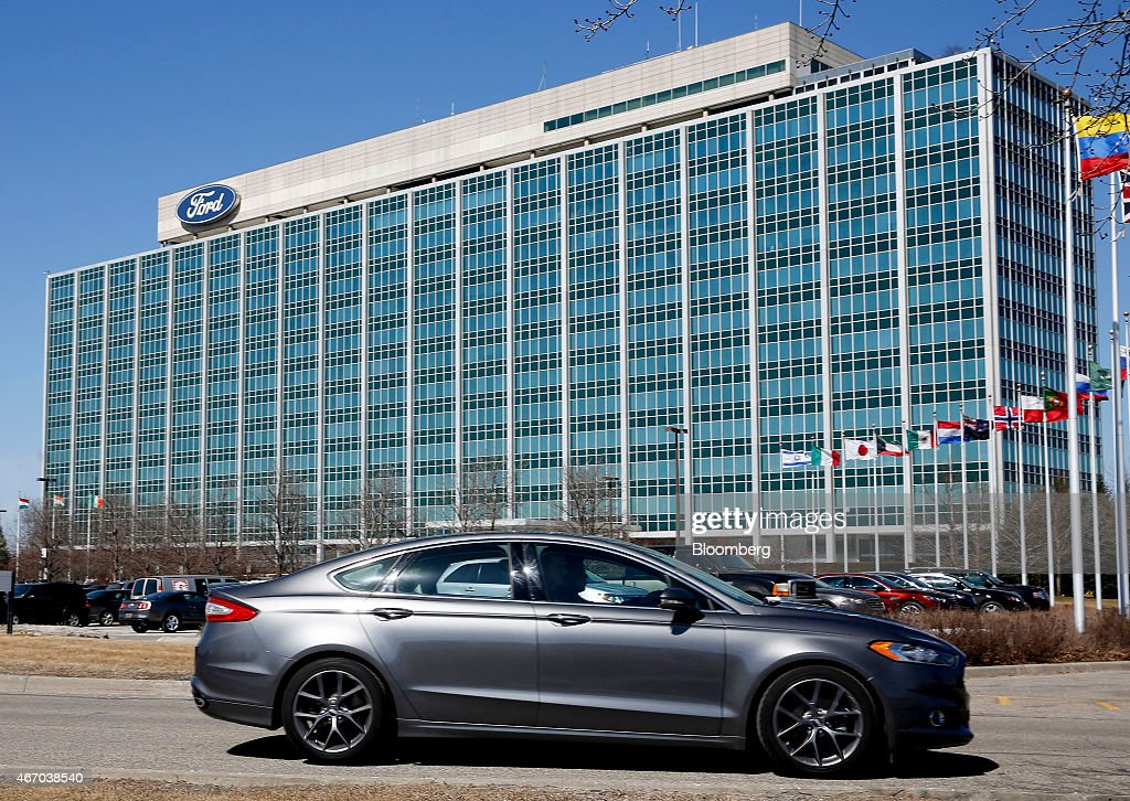 Ford credit dearborn mi for Ford motor company credit