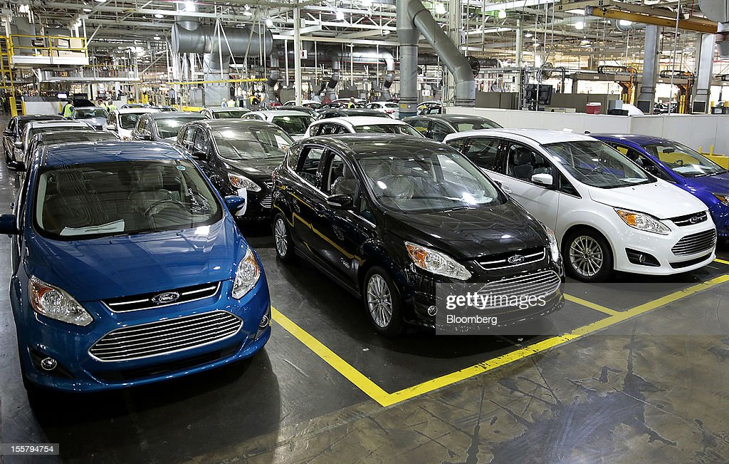ford motor co c max energi plug in hybrid vehicles sit parked after. Cars Review. Best American Auto & Cars Review