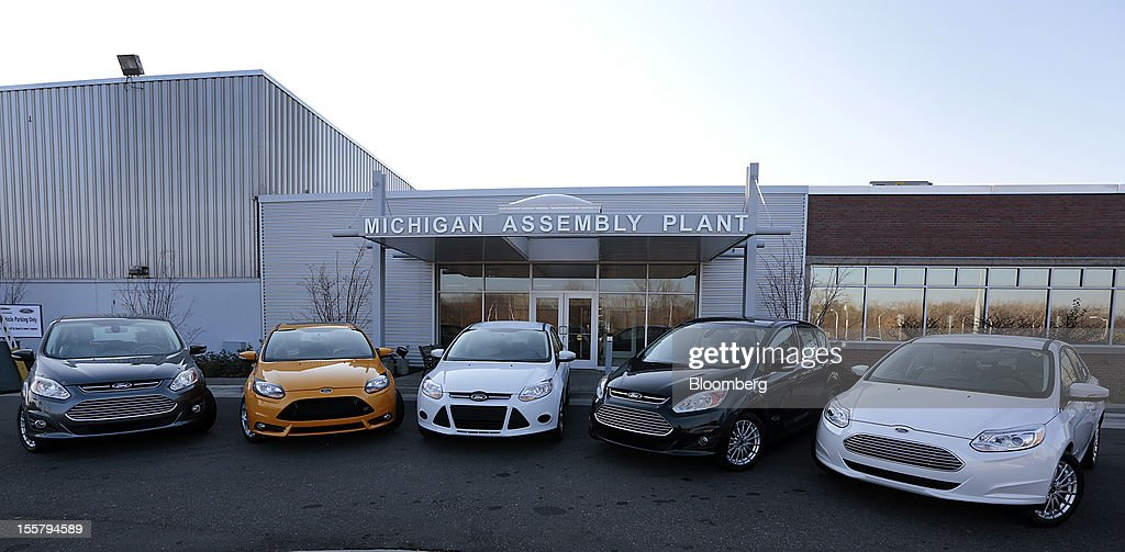 Inside Ford 39 S Michigan Assembly Plant For The Launch Of