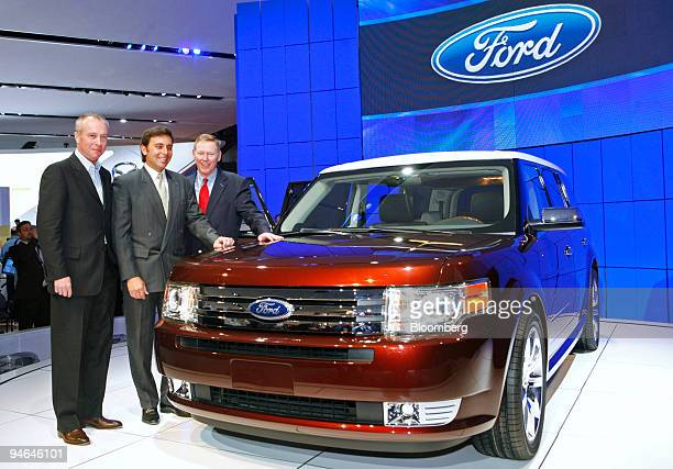 Getty images for Ford motor company executives