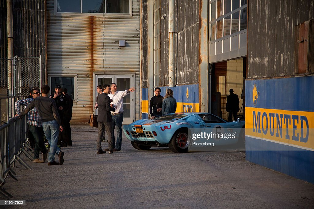 Horse stable now home to millions worth of classic cars for Classic new york house music