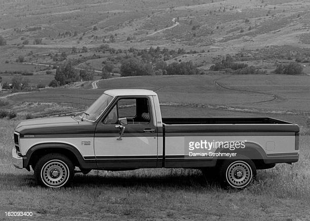 JUL 25 1986 Ford Motor Company F150
