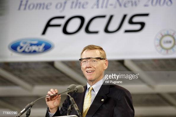 alan mulally ford motor company Alan mulally's conflict management style perna pierre st benedictine mgmt 530-d1a1 organizational behavior jeff bailey, phd, pmp october 2, 2011 author note.
