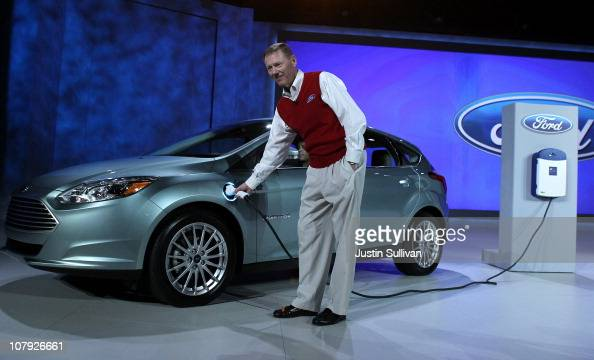 Fotos und bilder von 2011 consumer electronics show for Ford motor company leadership